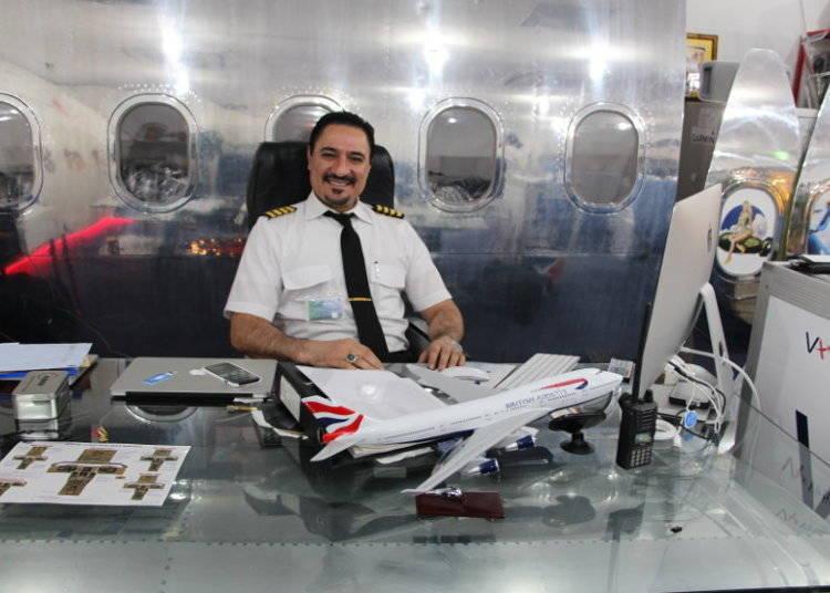 Meet Your Pilot: SkyArt's CEO
