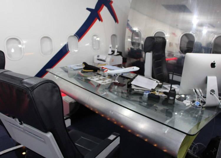 あなたもぜひSkyArt Japanで操縦士になりきり空の旅を楽しもう