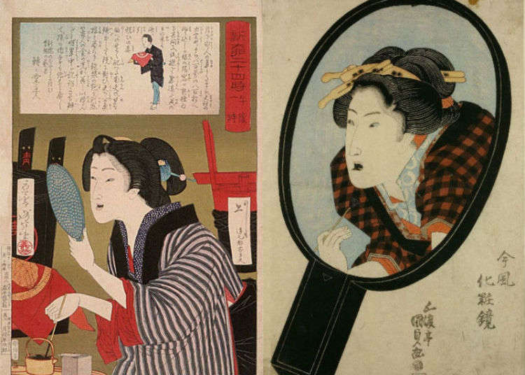 Ohaguro: The Beauty of Blackened Teeth in Old Japan