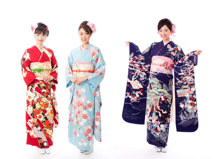 Understanding Traditional Japanese Kimonos (And How to Wear One!)