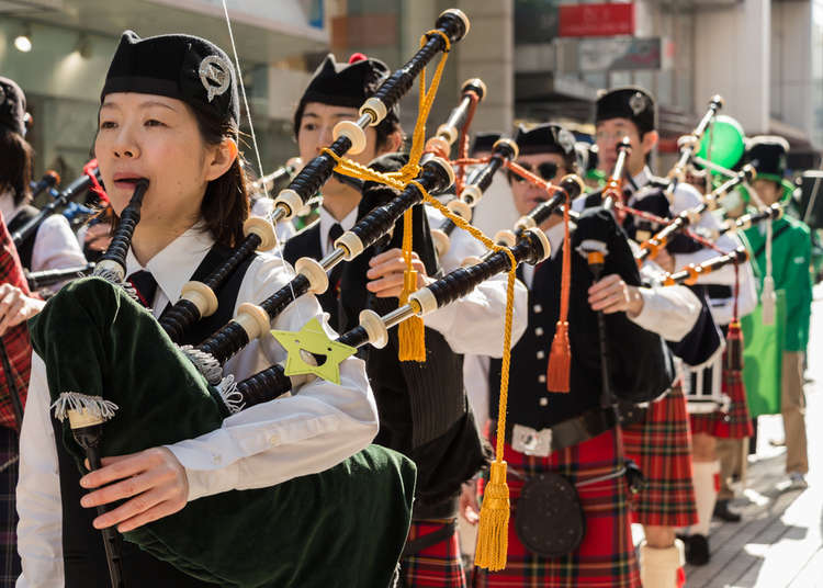 Tokyo St. Patrick's Day Weekend 2020 - Asia's Largest Irish Event!