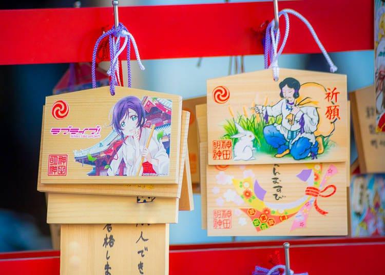 アニメと神道の融合