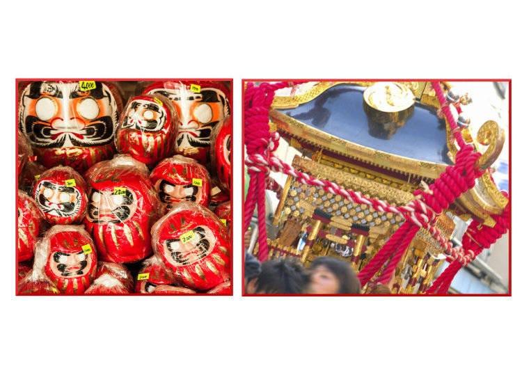1. Traditional Japanese Spring Festivals