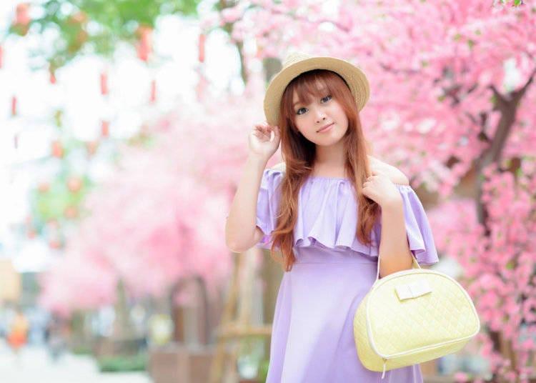 7. Spring Fashion