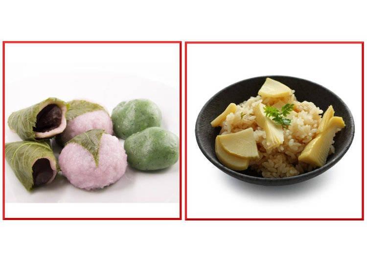 9. Eating Spring Foods