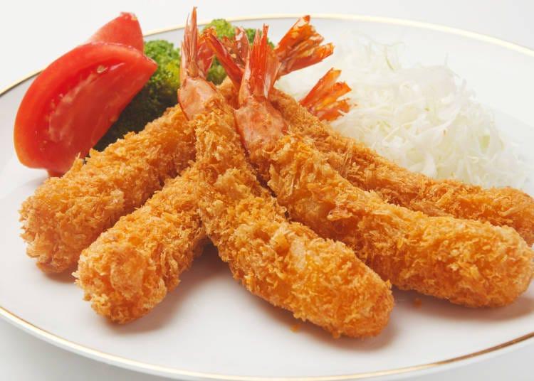 """""""炸虾""""诞生于西餐店的人气菜谱!"""