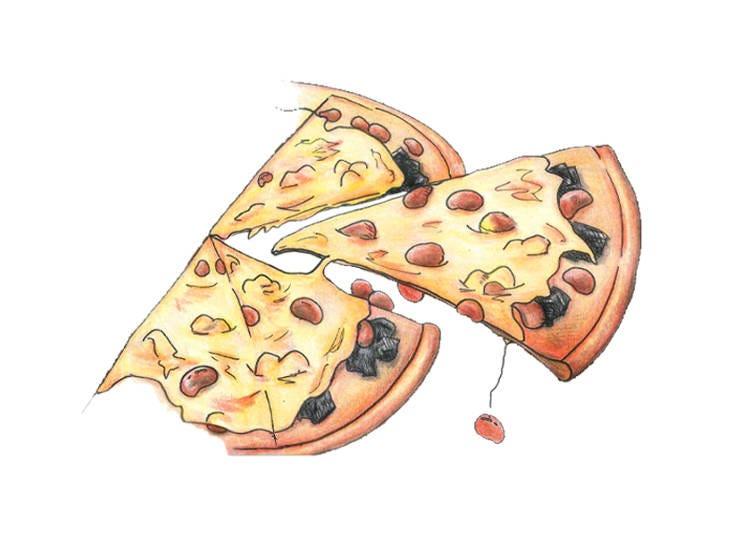 Natto Pizza