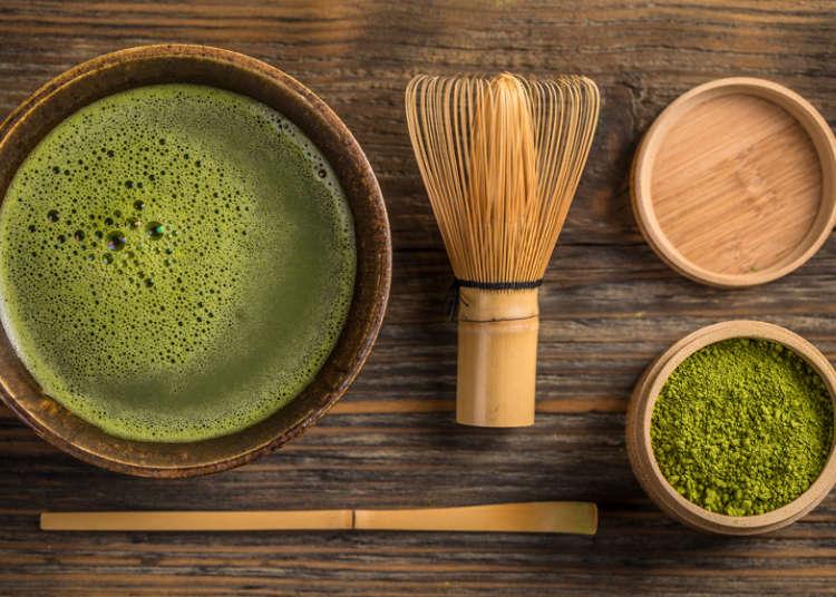 抹茶 - 抹茶の成り立ちについて理解を深める