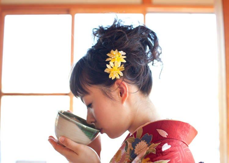 Sen no Rikyu, the Master of Tea