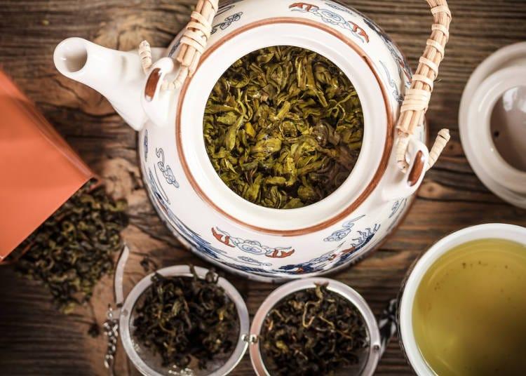 抹茶の歴史と哲学