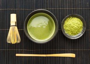 抹茶:家で簡単にできる!抹茶の点て方