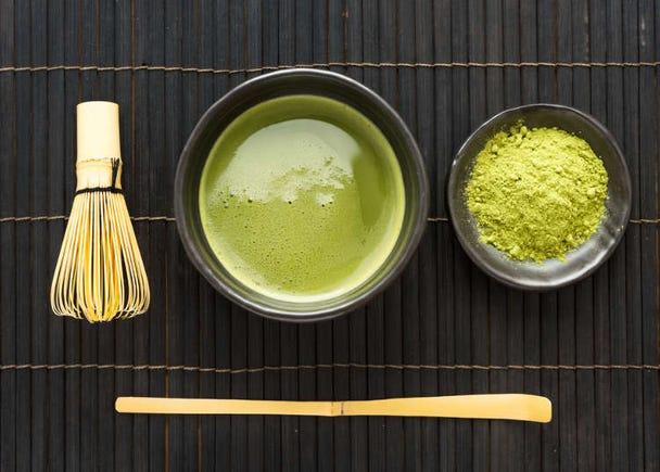 Matcha: the Preparation of Japan's Green Tea Powder
