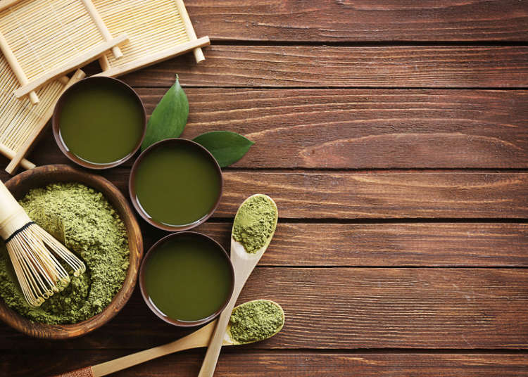 What is Matcha? Behind Japan's Traditional Tea