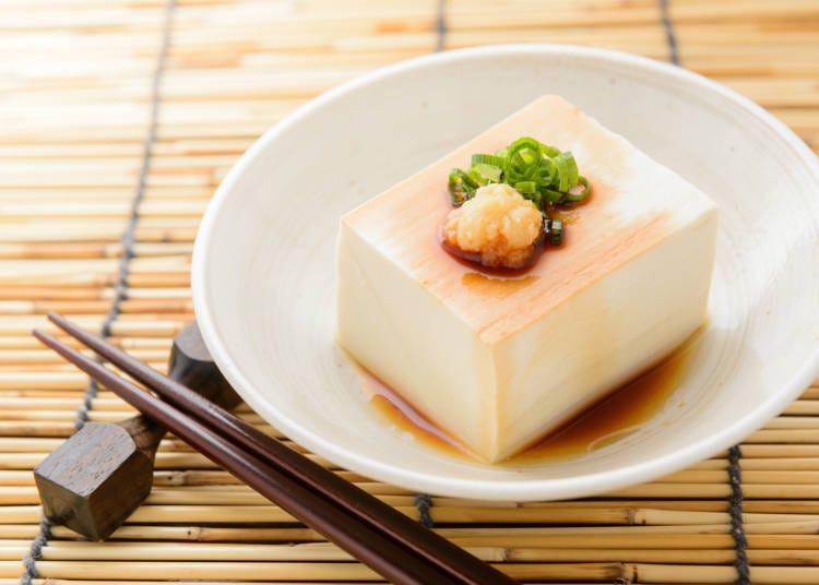 居酒屋必點菜單⑩冷豆腐