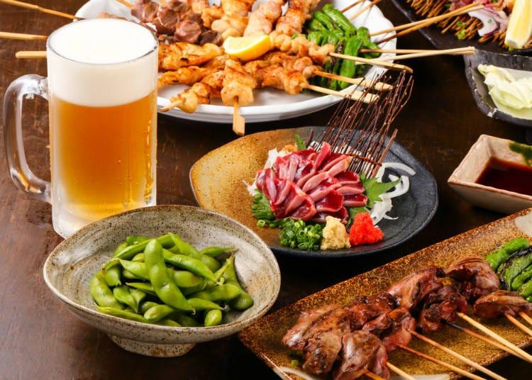 居酒屋Q&A:到居酒屋時要點幾道菜才好?