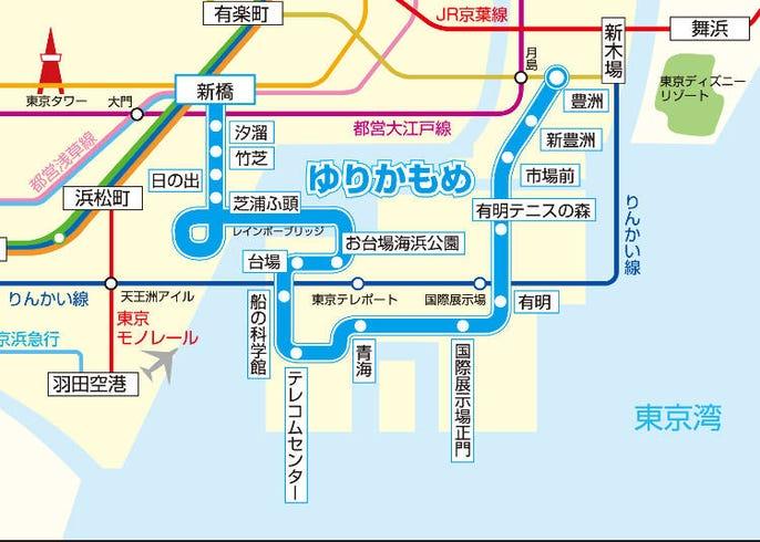 図 京葉 線 路線