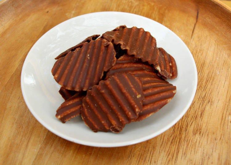 ROYCE' 洋芋片巧克力