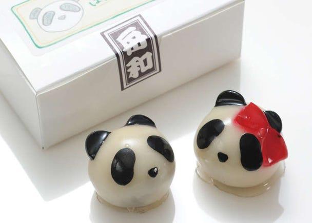 Ueno's Panda Sweets: Five Unique and Delicious Souvenirs of Tokyo's Favorite Zoo Inhabitants