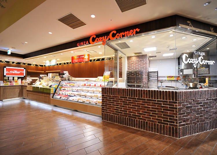 Freshly Baked and Creamy: Pandayaki at Ginza Cozy Corner