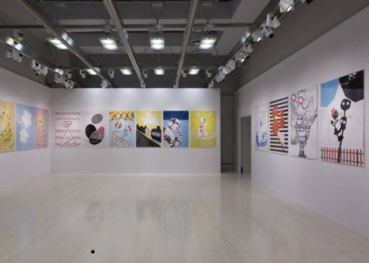 Ginza Graphic Gallery - Explore the Charms of Graphic Design