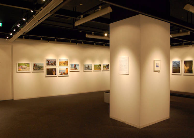 Ginza Nikon Salon - Exceptional Photography by Professionals and Amateurs Alike