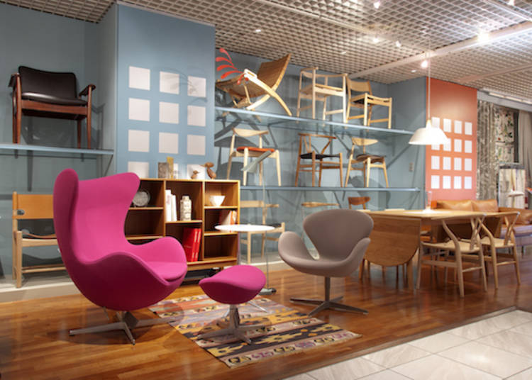 LIVING DESIGN CENTER OZONE: Furniture Shopping, the Relaxed and Stylish Way