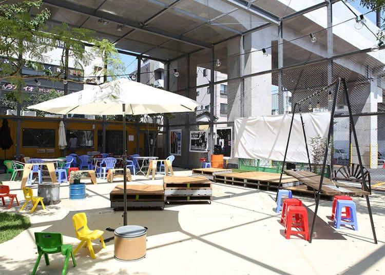 Shimokitazawa Cage: Exploring Shimokita Culture!