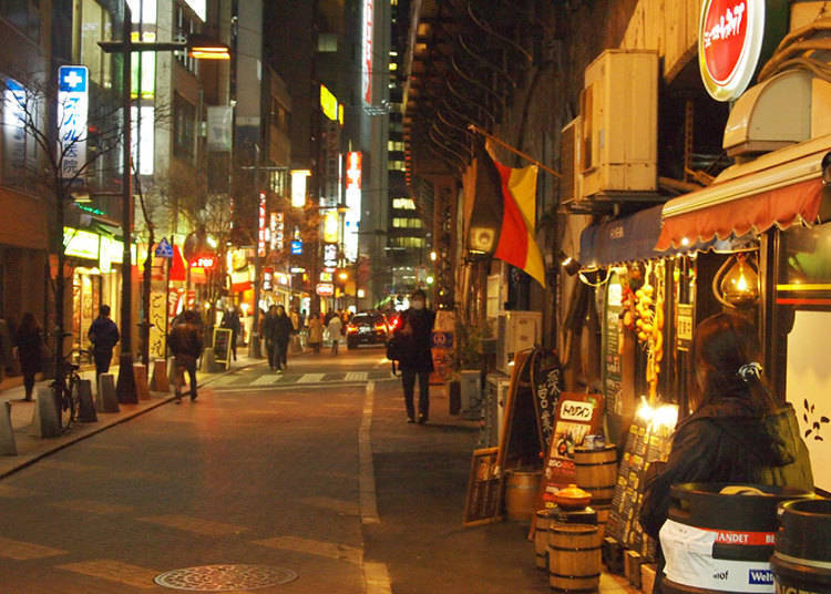 Yurakucho Guard-Shita: Gourmet Heaven under the Tracks