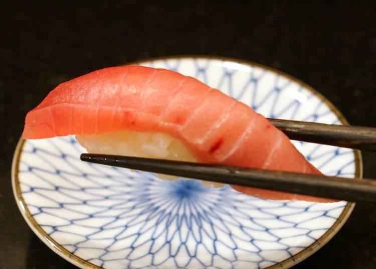 """值得推荐的香酥海苔""""末广手卷寿司"""""""