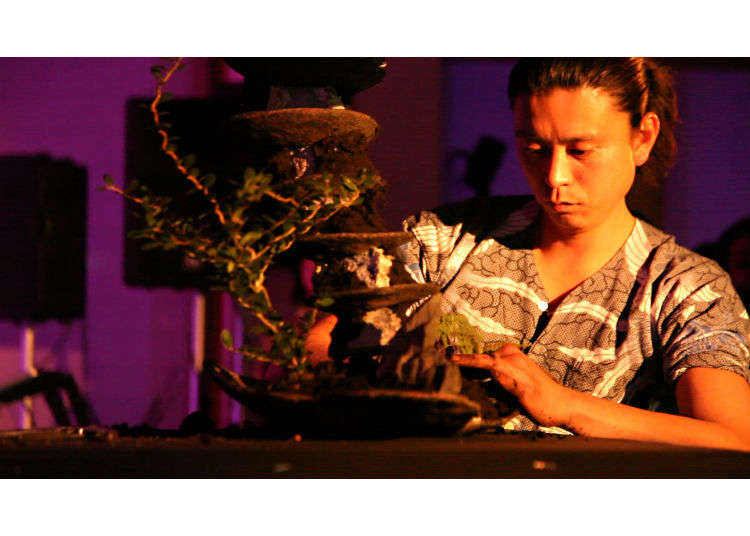 [MOVIE] Masahi Hirao's Bonsai Performance – A Modern Take on Traditional Japanese Culture
