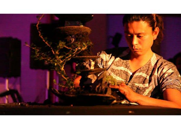[MOVIE] 新たな日本文化を世界に発信。平尾 成志氏の盆栽パフォーマンス