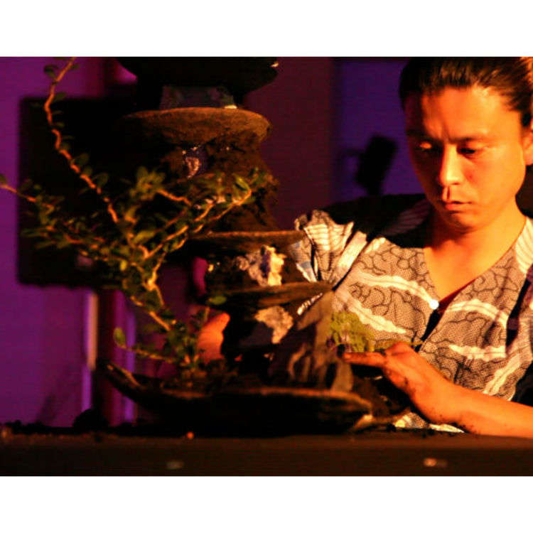 [MOVIE] Masahi Hirao's Bonsai Performance – A Modern Take on Traditional Japanese Culture