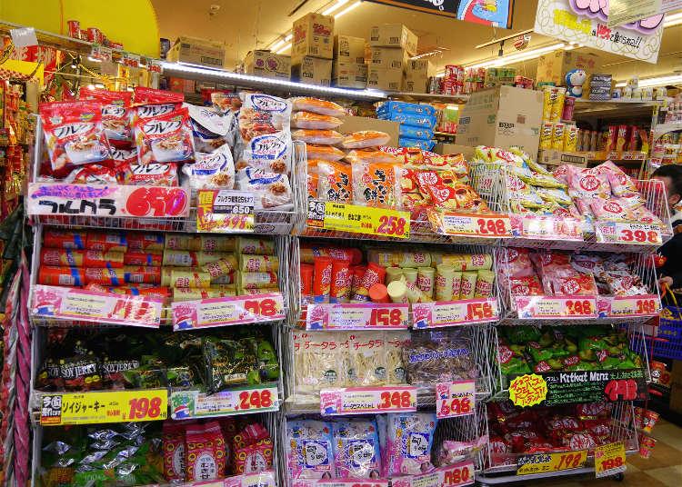 일본여행의 필수코스 돈키호테! 취재를 통해 알아낸 관광객 인기 일본과자 Best 10