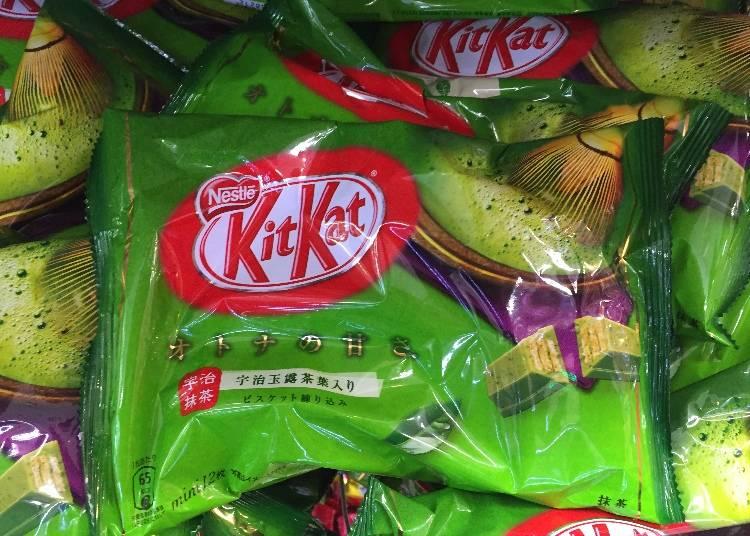 Kit Kat迷你型 大人抹茶風味 12片