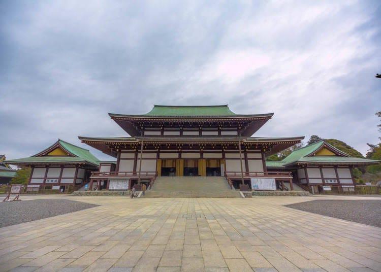 About Narita-san Temple