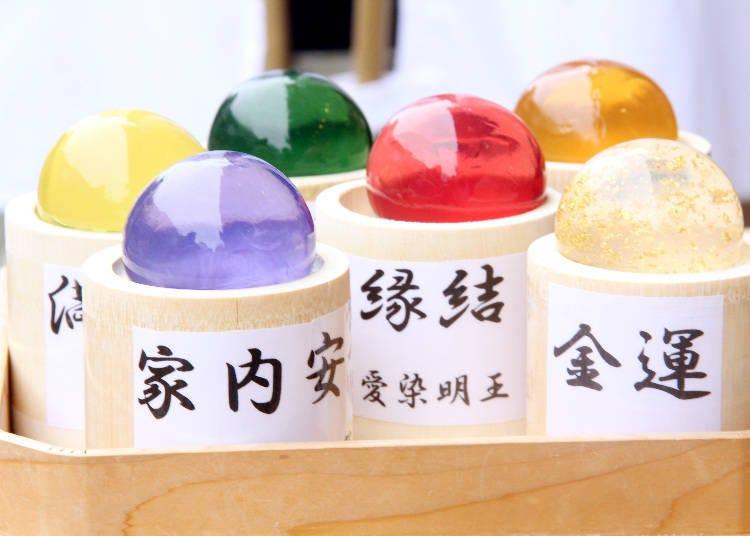 颠覆你对肥皂的想像「成田山表参道Sabonsama」洁颜果冻皂