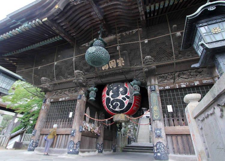 千年間從未熄滅的神聖御火!供奉不動明王的成田山新勝寺