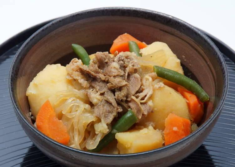 2:【定番メニュー編】ビーフシチューを作ったら肉じゃがができた!?