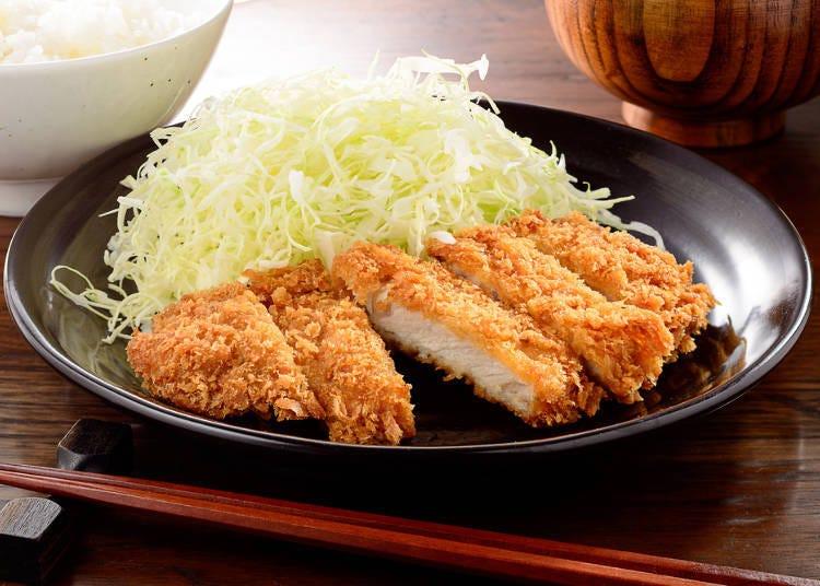 해외에서 온 서양음식 '돈카츠'이지만 일본의 반찬으로 인정받았다!