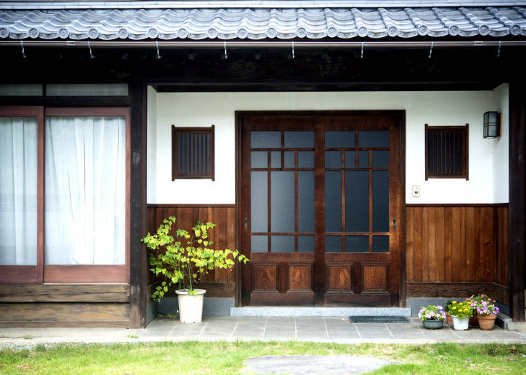 Japanese Housing Layout Terms