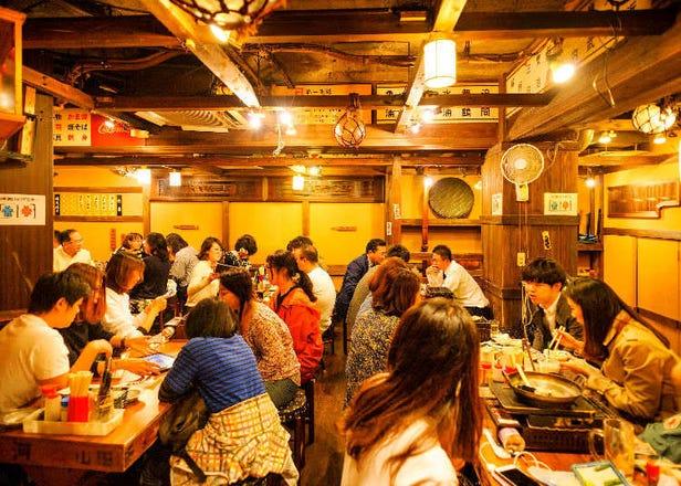 일본여행 - 일본어 문장 7개로 일본 이자카야에 가보기!