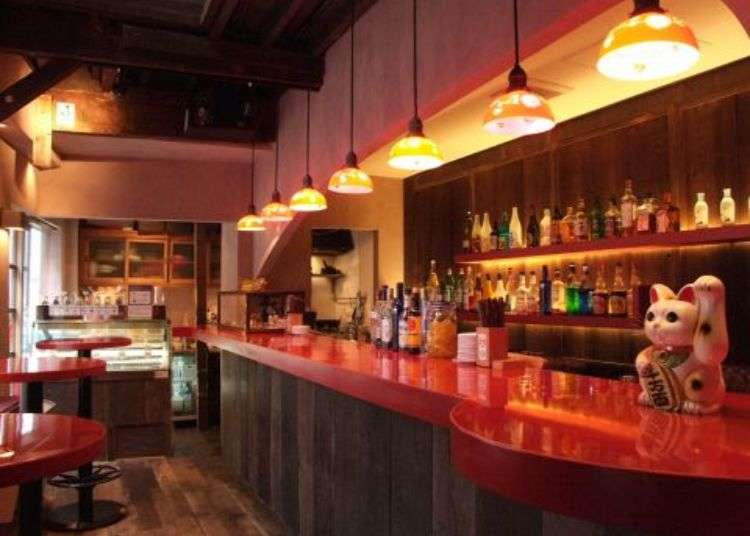 Inside Shibuya Oiran Warm Up Bar: Tokyo's Nightlife Landmark
