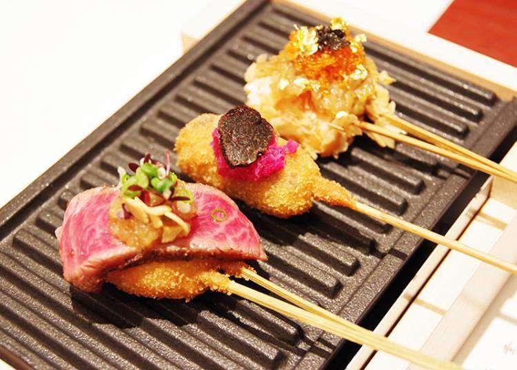도쿄맛집- 긴자 쇼핑몰 맛집 긴자식스(GINZA SIX) 의 맛집 베스트10! 한정메뉴도!