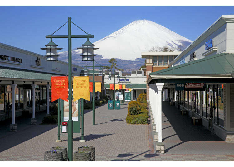 Shopping Heaven! Best Outlet Malls and Factory Outlets in and Around Tokyo