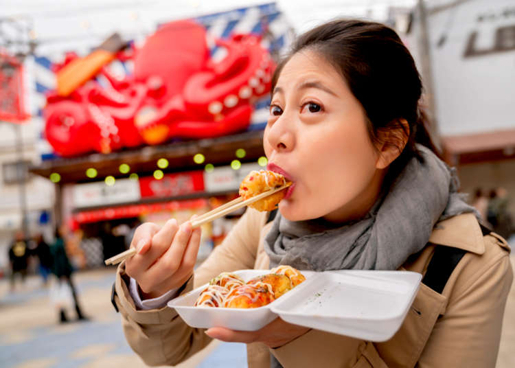 What is Takoyaki? All About the Delicious Octopus Balls from Japan!