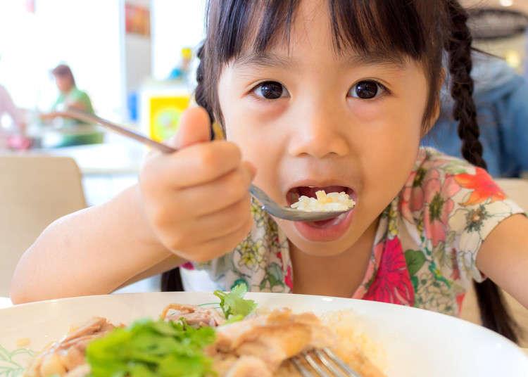 子どもも喜ぶ日本のグルメ
