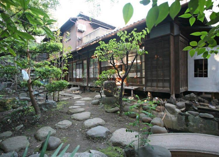 할머니댁에 놀러온 느낌? 옛날 집을 리모델링해 옛것과 현대가 만난 「toco.」