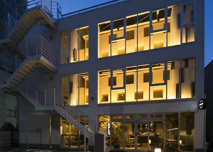 女性專用宿舍完善!清潔感五顆星「UNPLAN Kagurazaka」