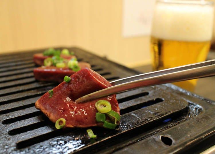 非吃不可的三大招牌燒肉