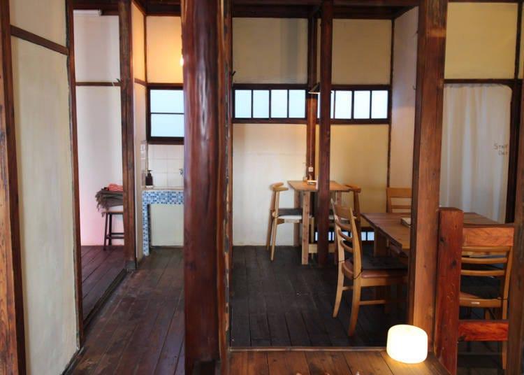「淺草裡」的咖啡店②:70年歷史的古民宅咖啡店「Cafe Tsumuguri」